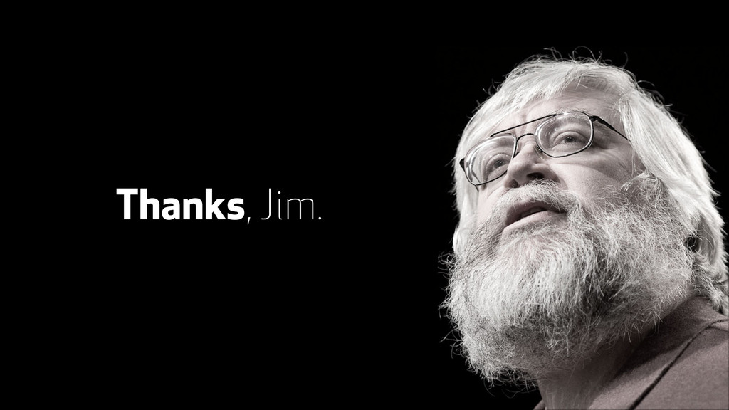 Thanks, Jim.