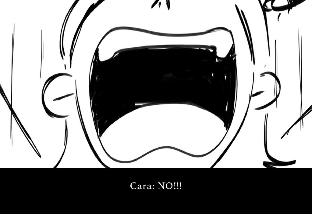 C a r a : N O ! ! !