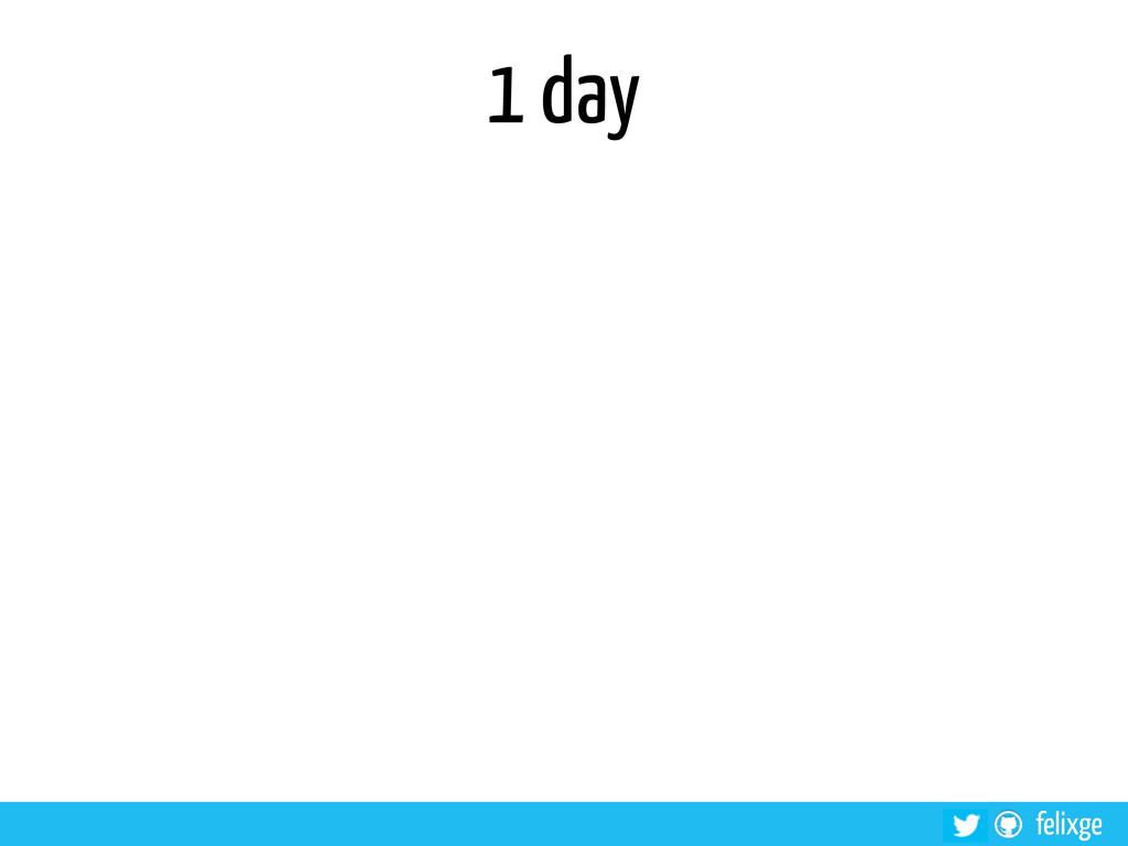 @felixge felixge 1 day