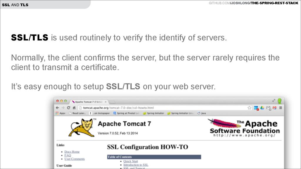 GITHUB.COM/JOSHLONG/THE-SPRING-REST-STACK SSL A...