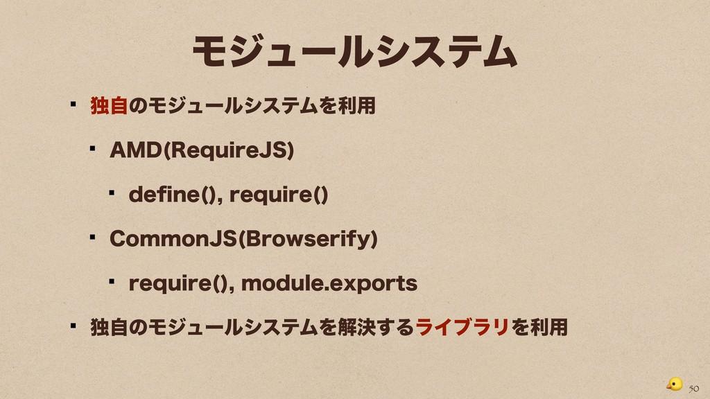 """ϞδϡʔϧγεςϜ ಠࣗͷϞδϡʔϧγεςϜΛར༻ """".% 3FRVJSF+4  EFpO..."""
