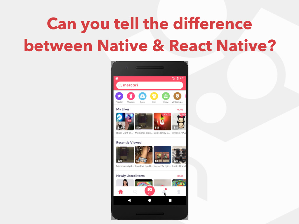 Can you tell the difference between Native & Re...