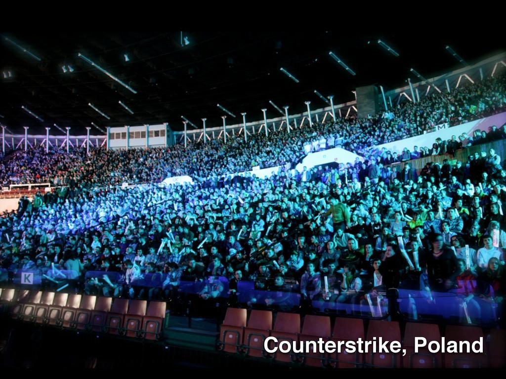 Counterstrike, Poland