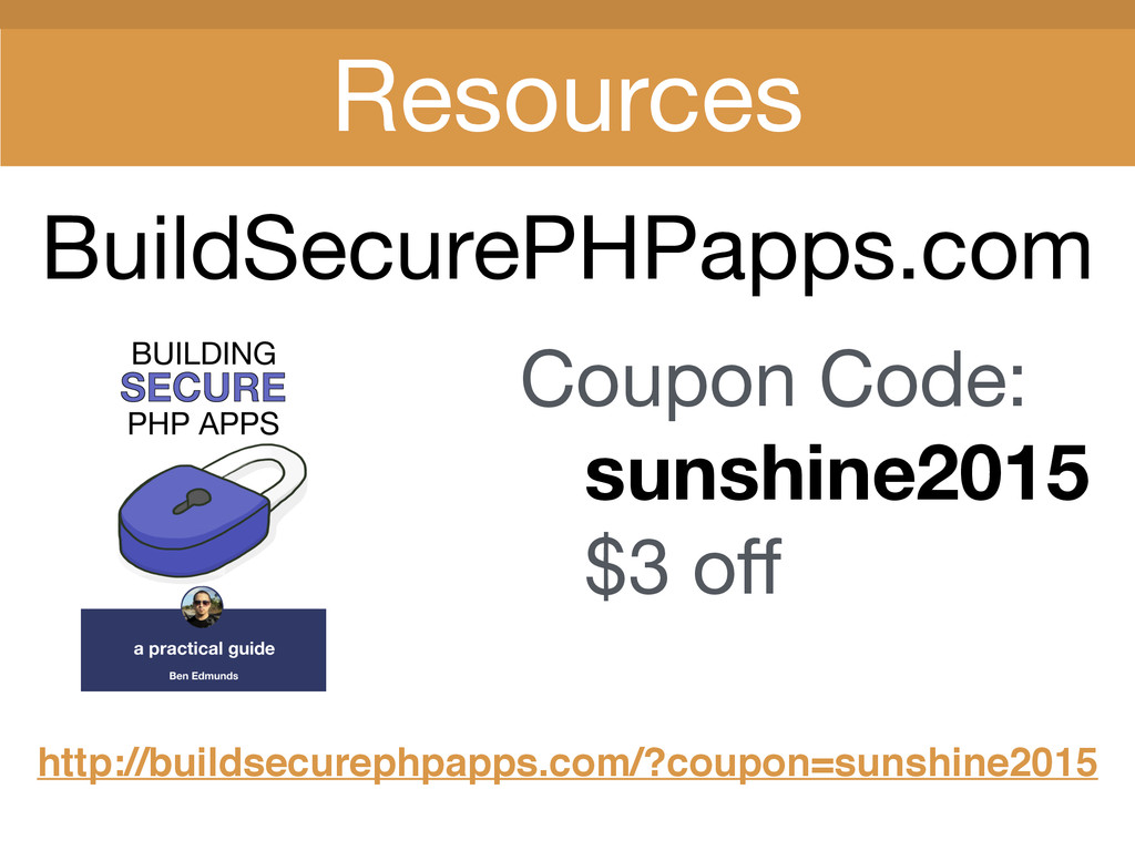 Title Title BuildSecurePHPapps.com Coupon Code:...