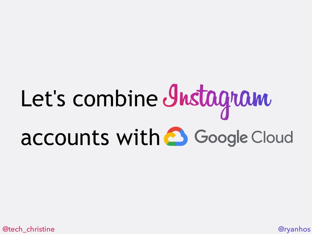 @tech_christine @ryanhos Let's combine accounts...