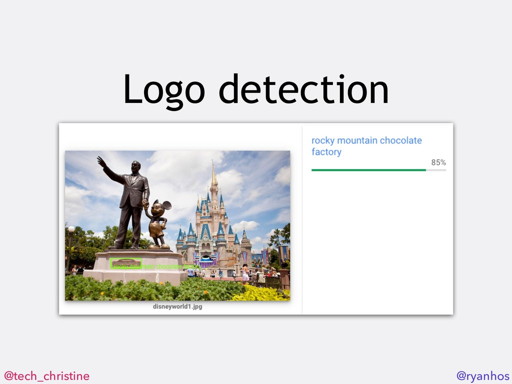@tech_christine @ryanhos Logo detection