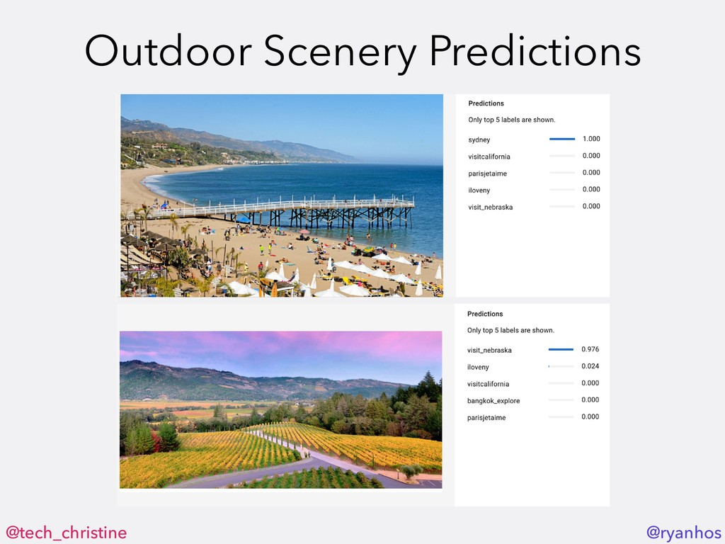 @tech_christine @ryanhos Outdoor Scenery Predic...