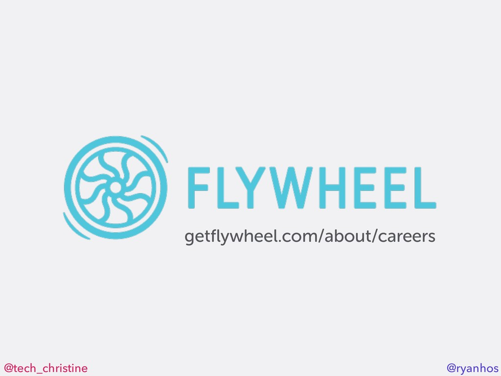 @tech_christine @ryanhos getflywheel.com/about/c...