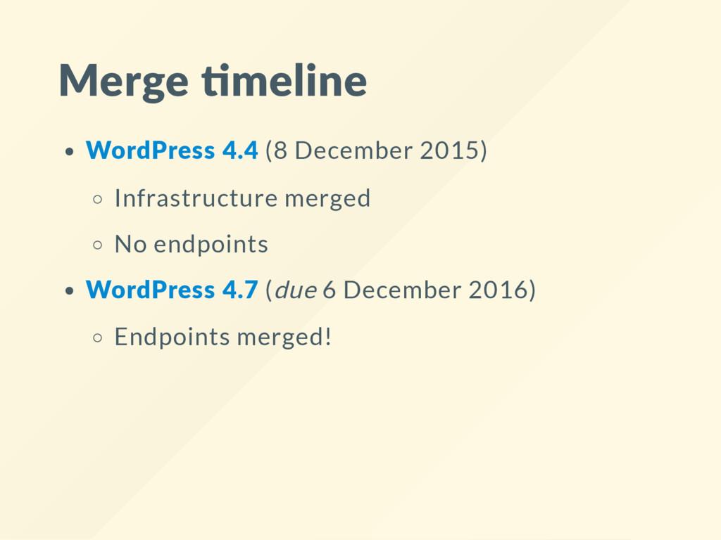 Merge meline WordPress 4.4 (8 December 2015) In...