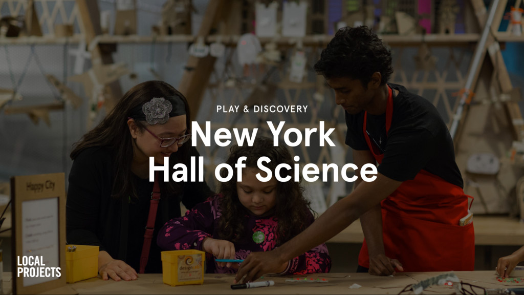 New York Hall of Science PLAY & DISCOVERY