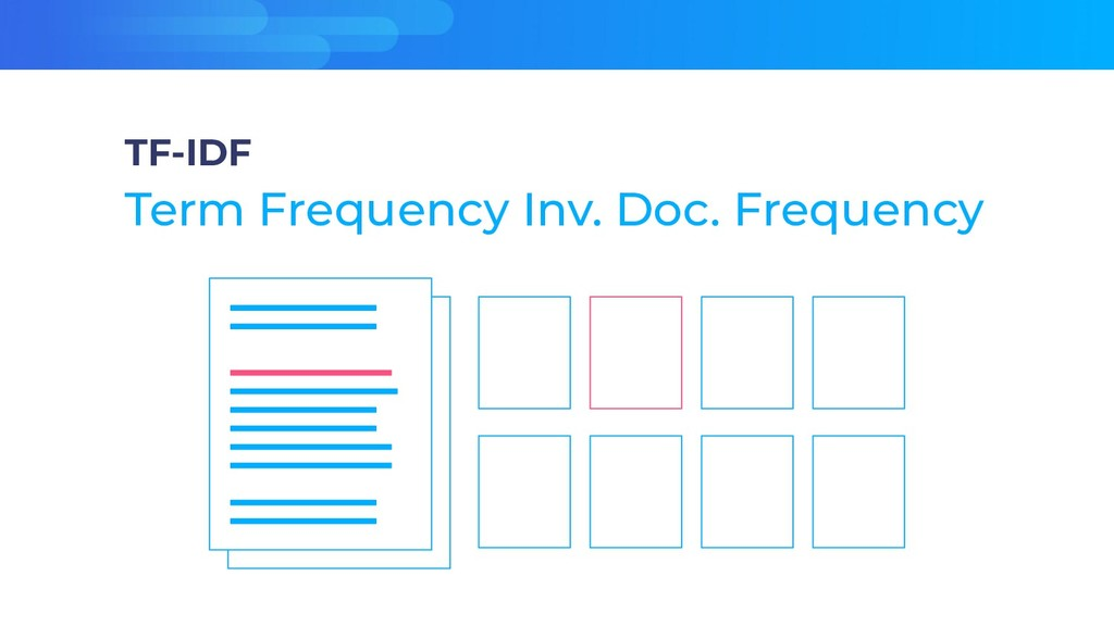 TF-IDF Term Frequency Inv. Doc. Frequency
