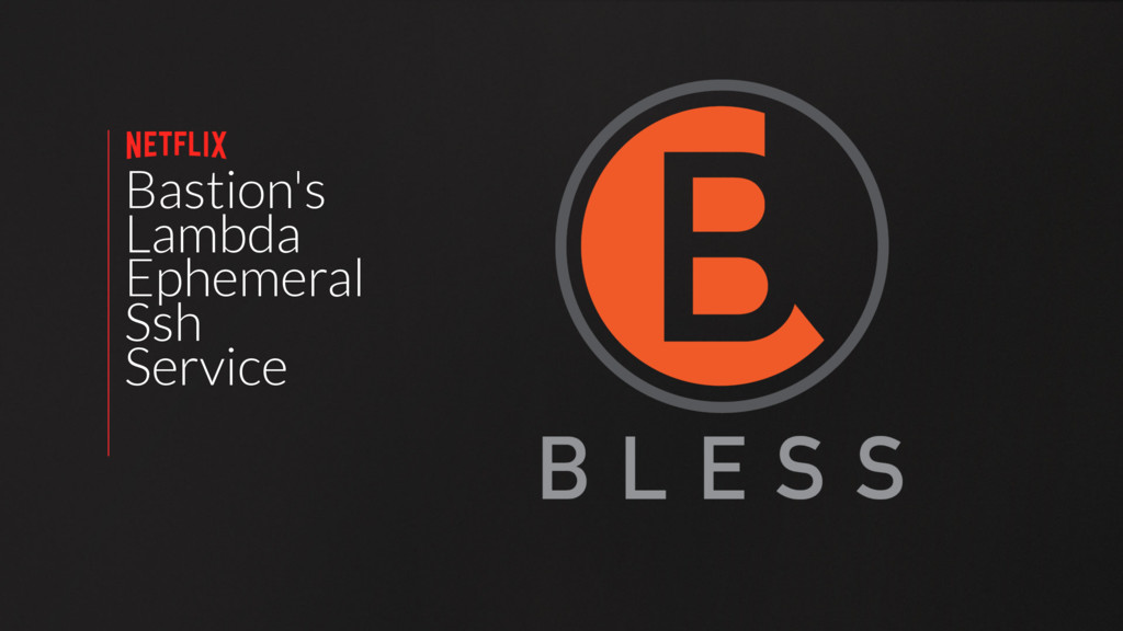 Bastion's Lambda Ephemeral Ssh Service