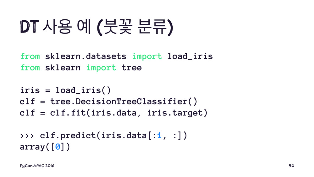 DT ਊ  (ࠠԢ ࠙ܨ) from sklearn.datasets import lo...