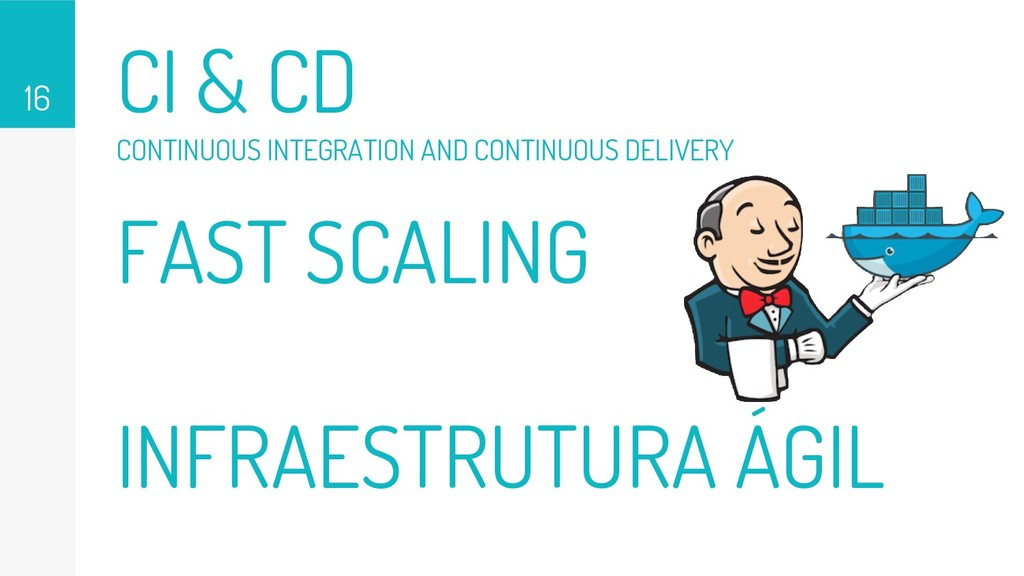 CI & CD CONTINUOUS INTEGRATION AND CONTINUOUS D...