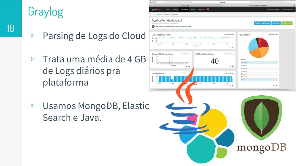 Graylog ▹ Parsing de Logs do Cloud ▹ Trata uma ...
