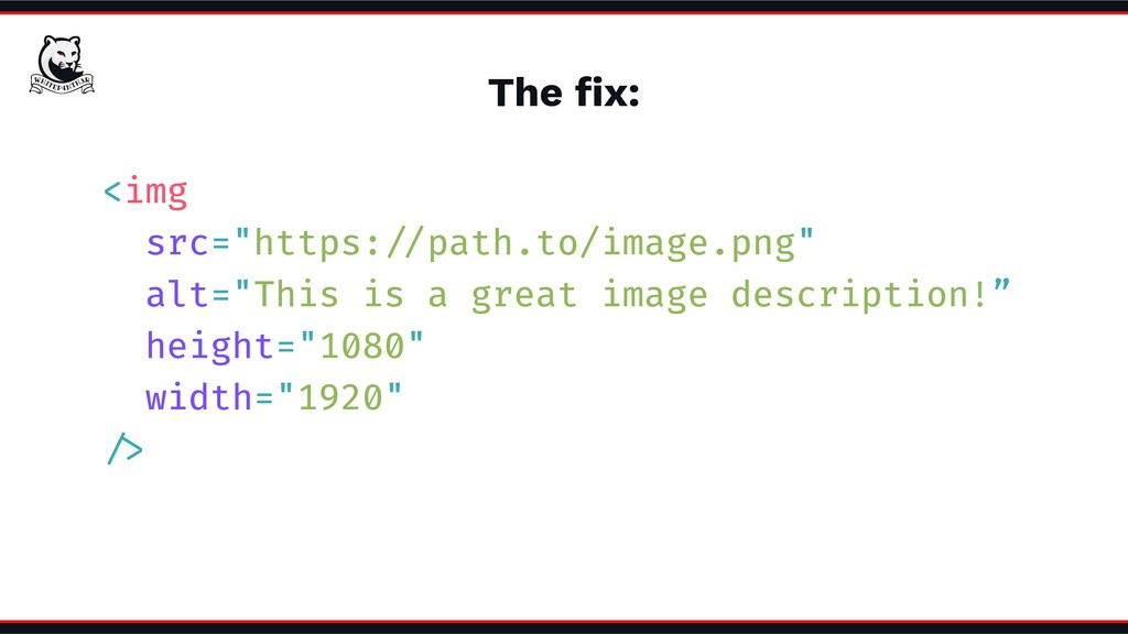 """The fix: <img src=""""https:///path.to/image.png"""" a..."""