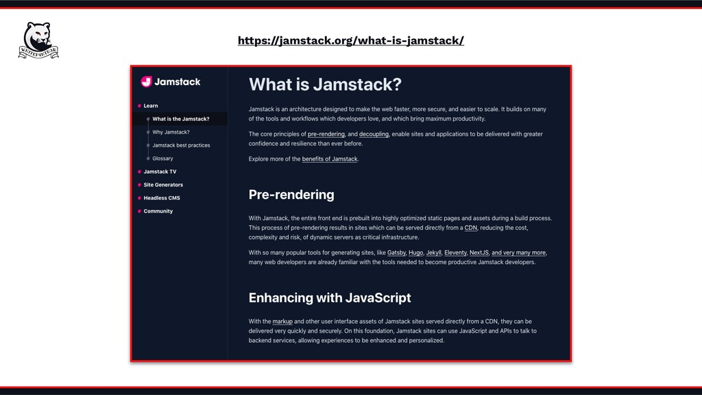 https://jamstack.org/what-is-jamstack/