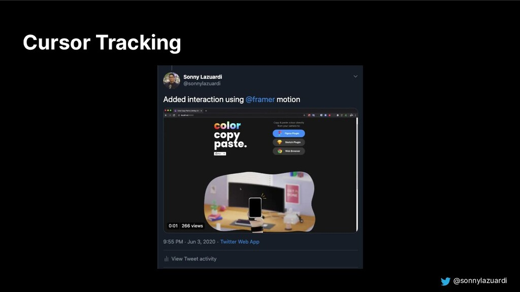 @sonnylazuardi Cursor Tracking