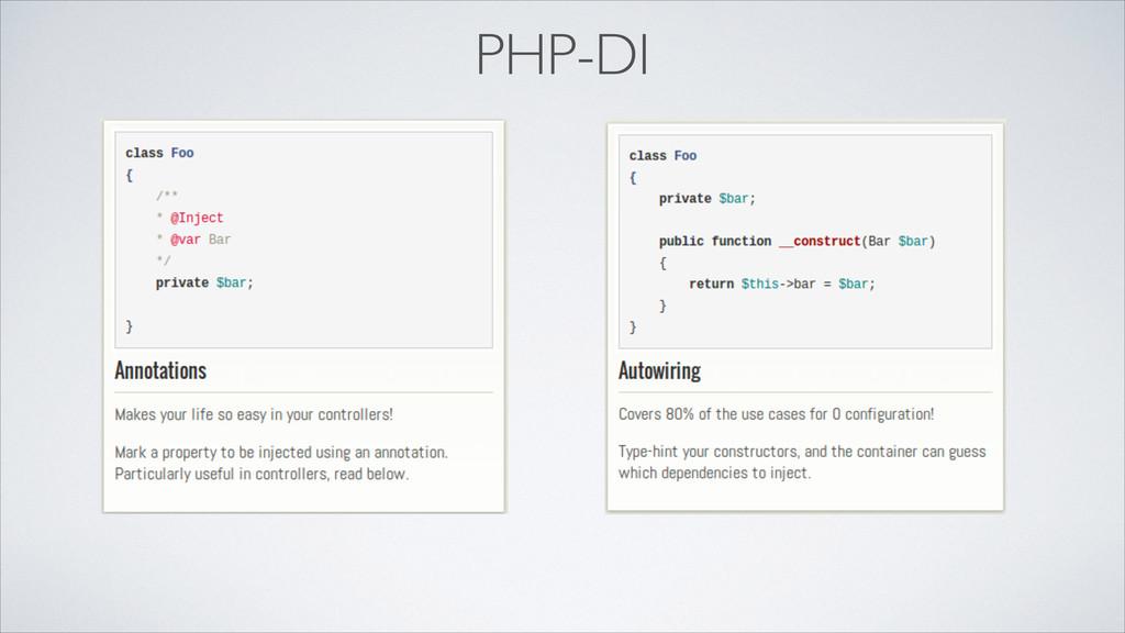PHP-DI