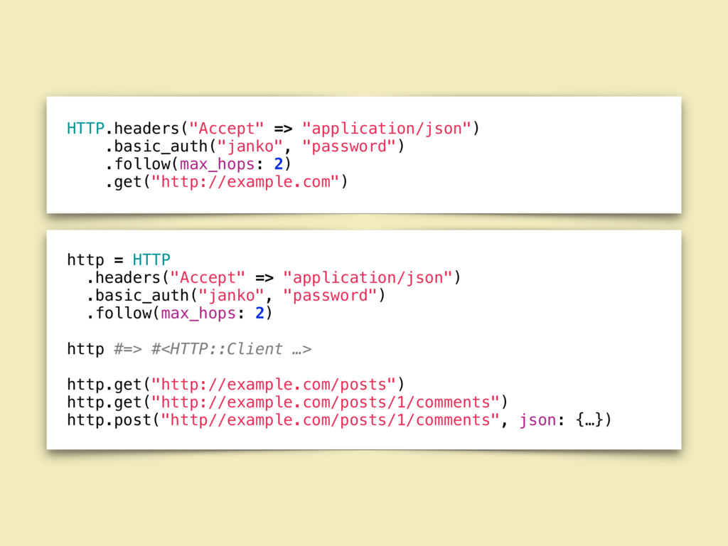 "HTTP.headers(""Accept"" => ""application/json"") .b..."