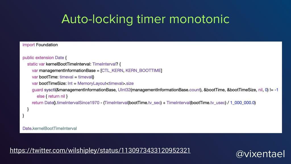 @vixentael Auto-locking timer monotonic https:/...