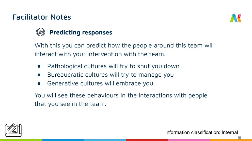 Facilitator Notes With this you can predict how...