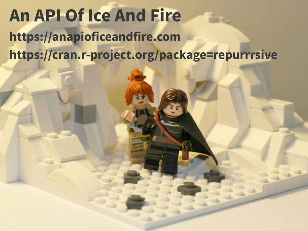 An API Of Ice And Fire https://anapioficeandfir...