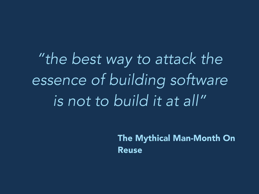 """""""the best way to attack the essence of building..."""