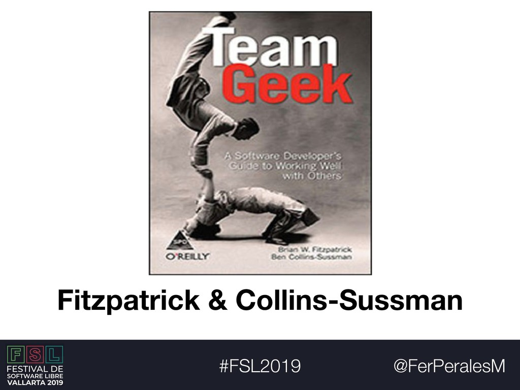 @FerPeralesM #FSL2019 Fitzpatrick & Collins-Sus...