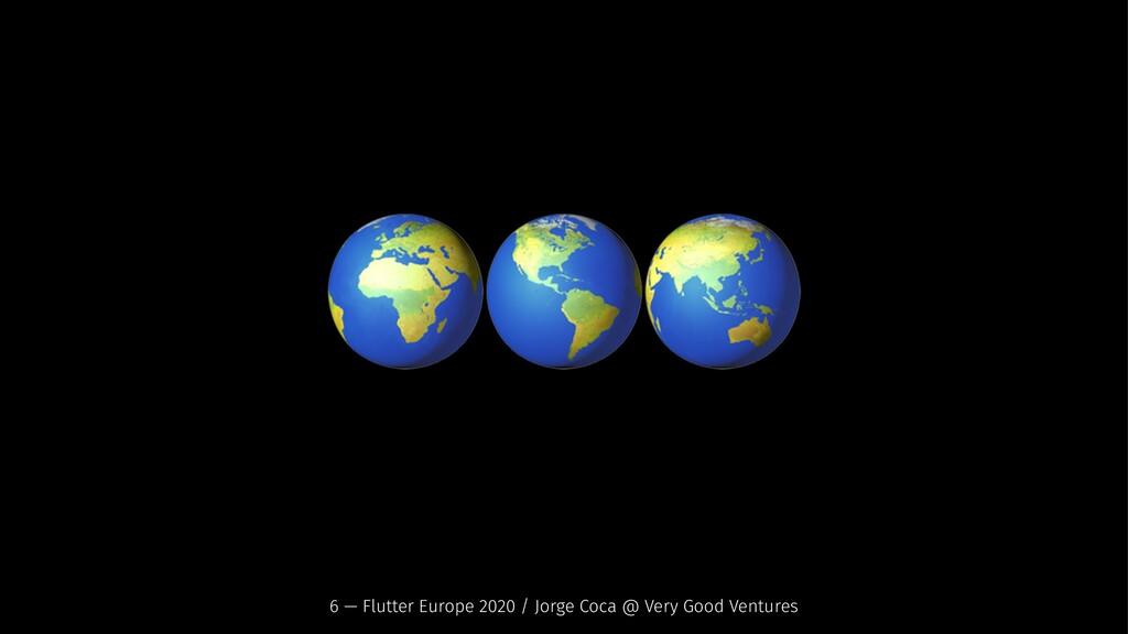 "!""# 6 — Flutter Europe 2020 / Jorge Coca @ Very..."