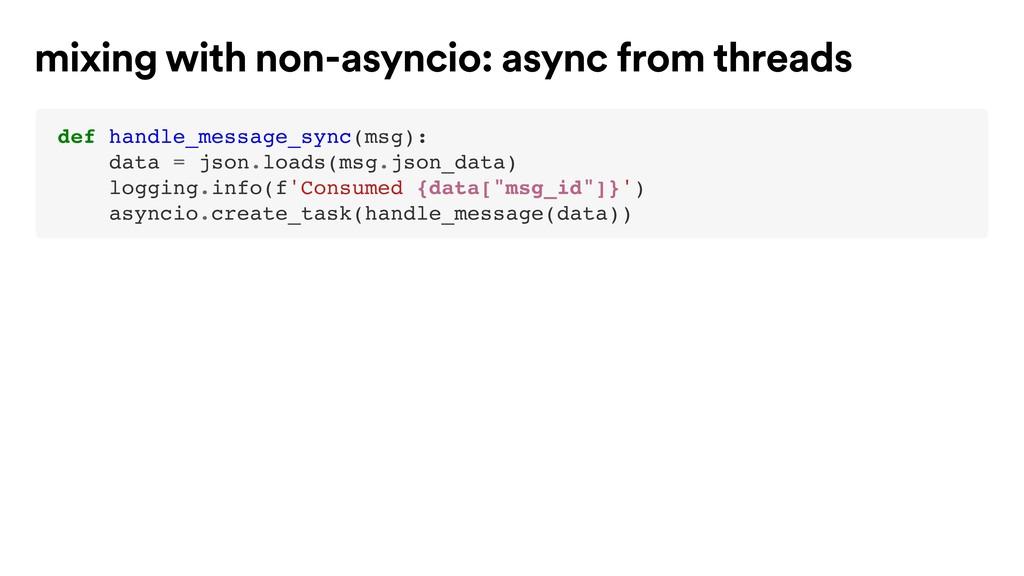 def handle_message_sync(msg): data = json.loads...