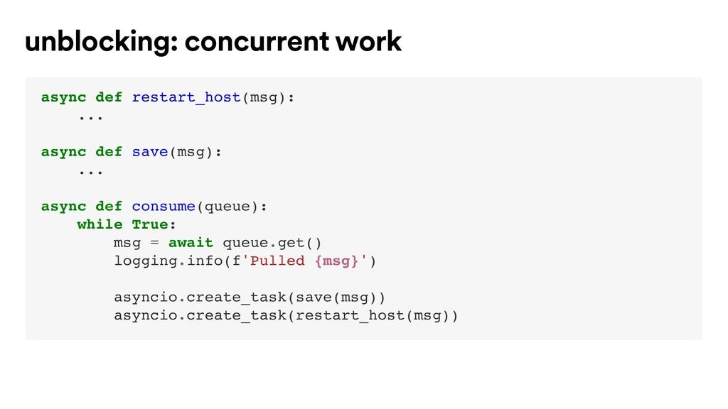 async def restart_host(msg): ... async def save...