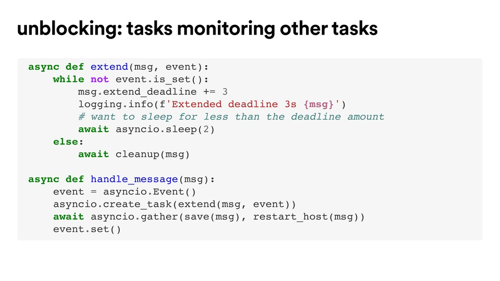 async def extend(msg, event): while not event.i...
