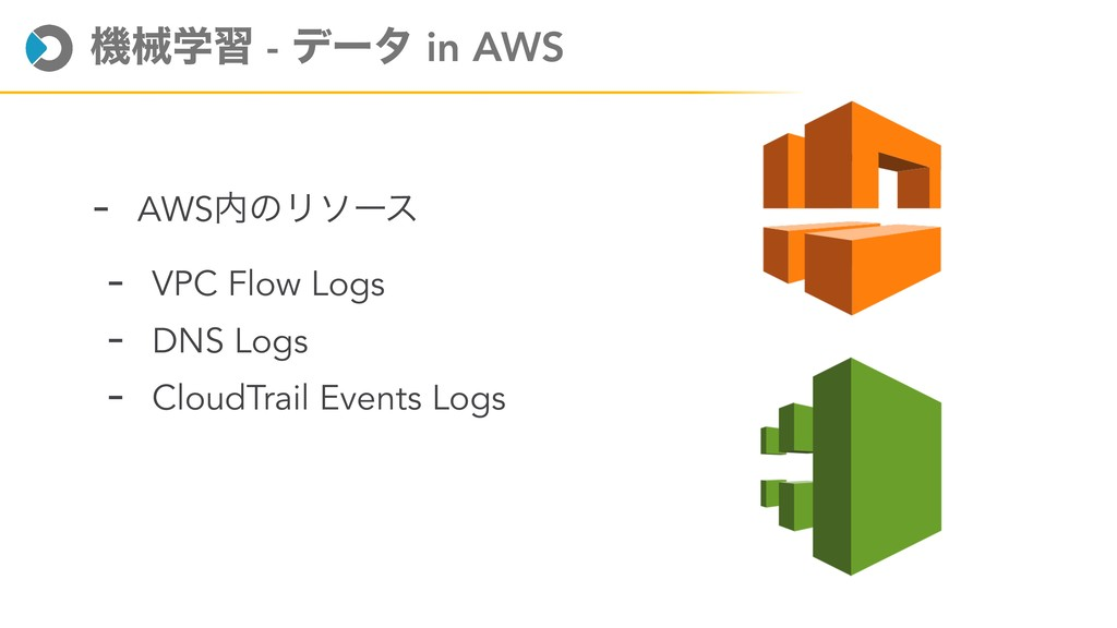 ػցֶश - σʔλ in AWS - AWSͷϦιʔε - VPC Flow Logs -...