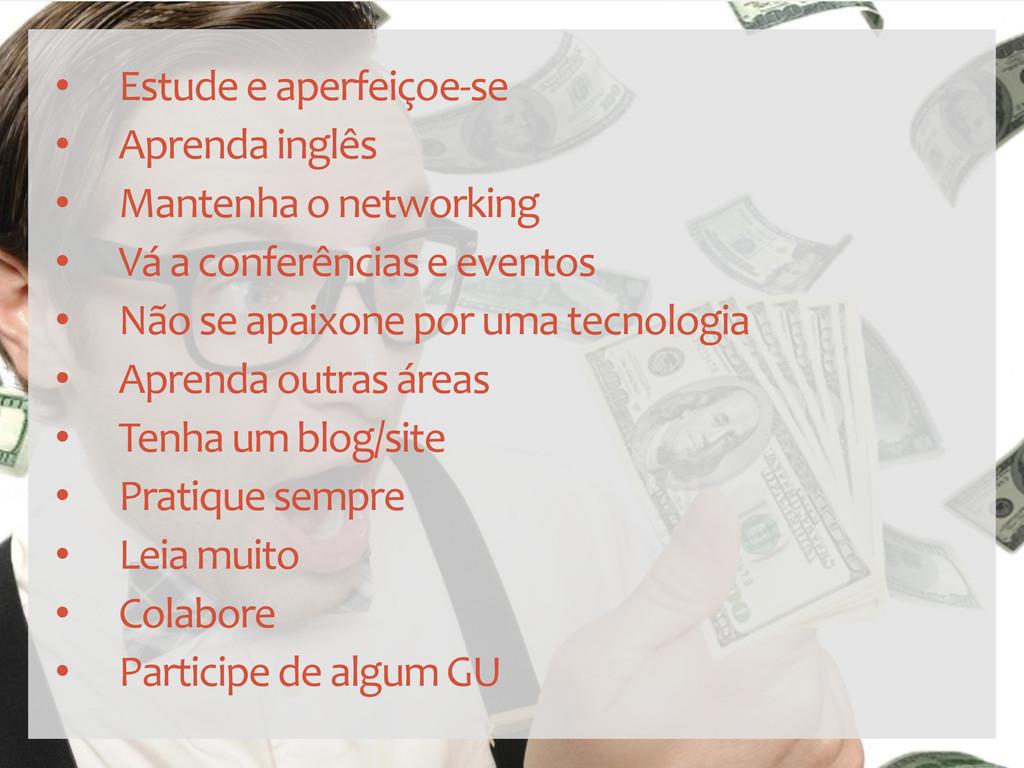• Estude e aperfeiçoe-se • Aprenda inglês • Man...
