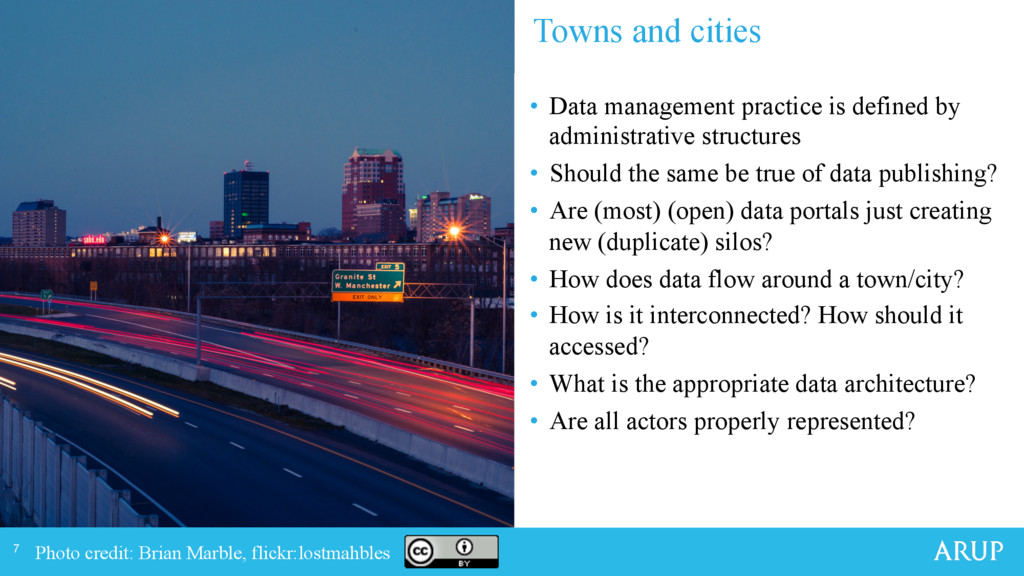 7 • Data management practice is defined by adm...