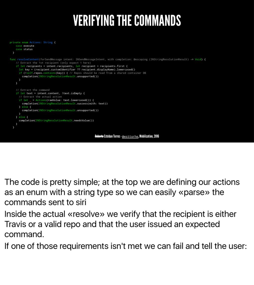 The code is pretty simple; at the top we are de...