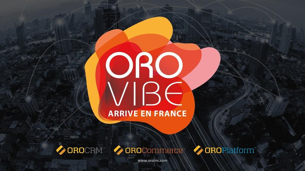 www.oroinc.com www.oroinc.com