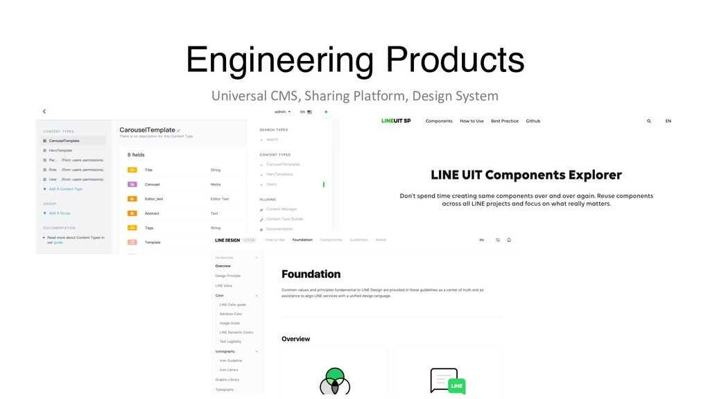 Engineering Products Universal CMS, Sharing Pla...