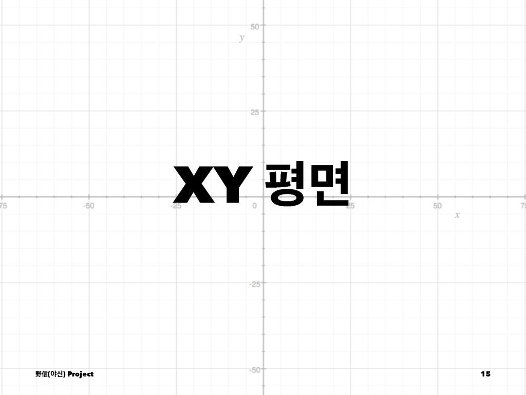 XY ಣݶ ᛯᙩ(ঠन) Project 15