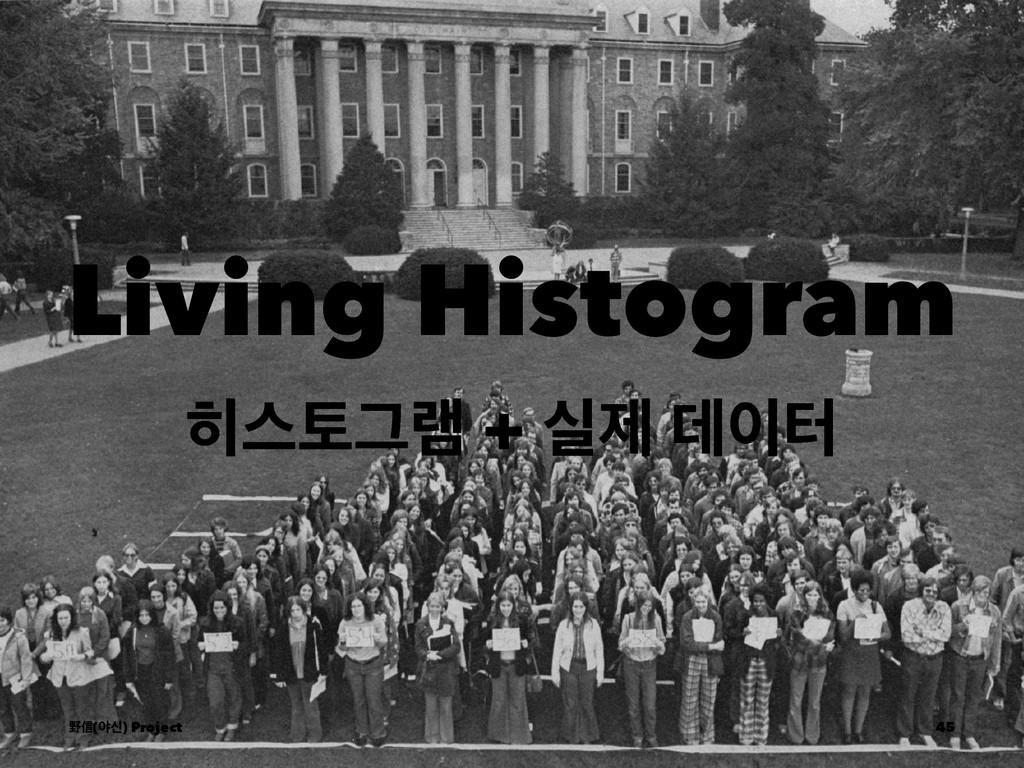 Living Histogram झషӒ۔ + पઁ ؘఠ ᛯᙩ(ঠन) Project ...