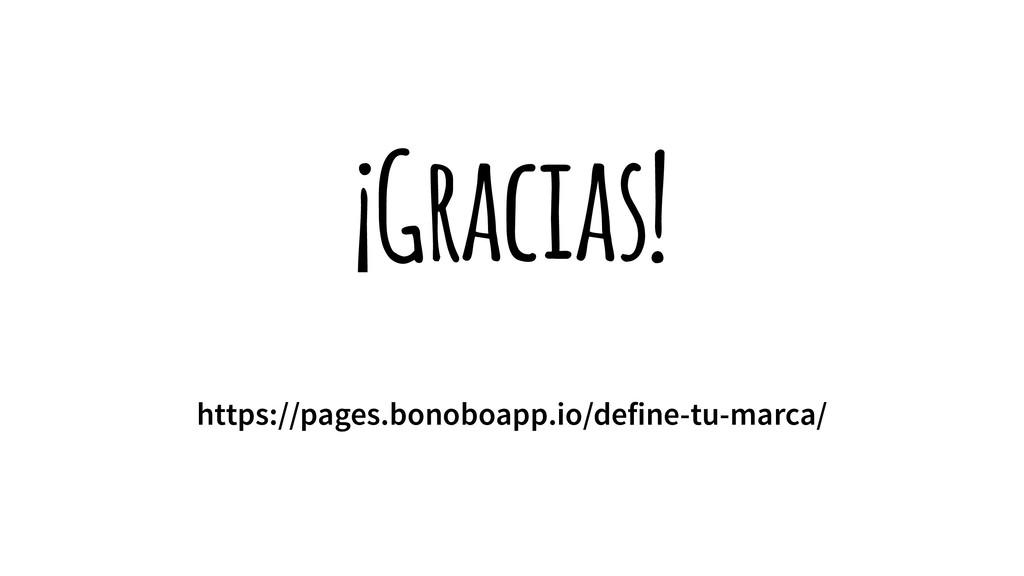 ¡Gracias! https://pages.bonoboapp.io/define-tu-...