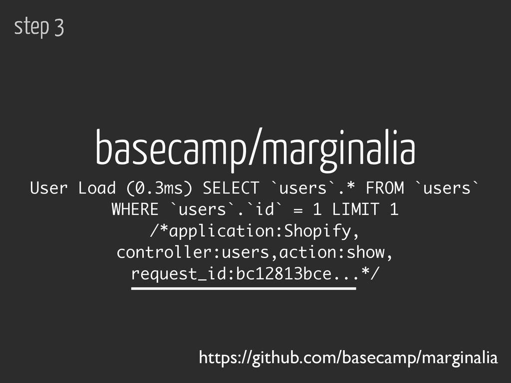 https://github.com/basecamp/marginalia User Loa...