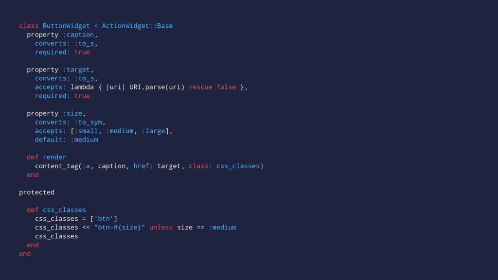 class ButtonWidget < ActionWidget::Base propert...