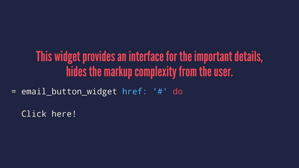 This widget provides an interface for the impor...