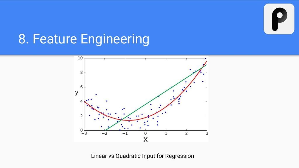 8. Feature Engineering Linear vs Quadratic Inpu...