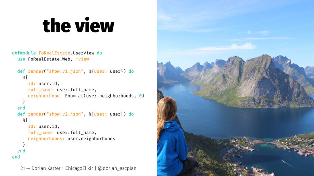 the view defmodule FoRealEstate.UserView do use...
