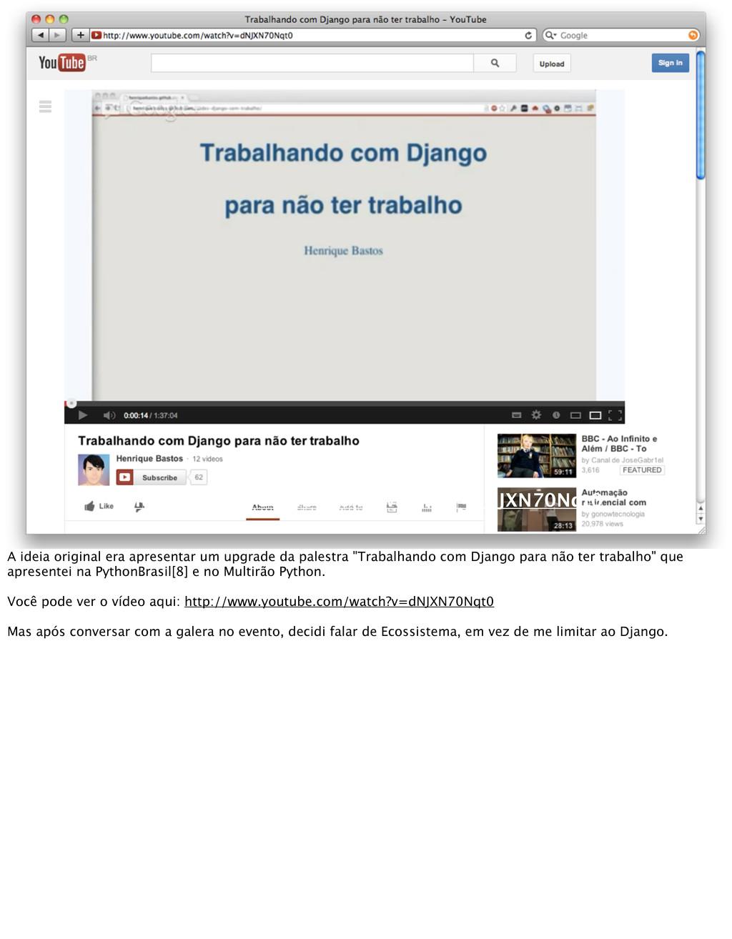 http://www.youtube.com/watch?v=dNJXN70Nqt0 A id...