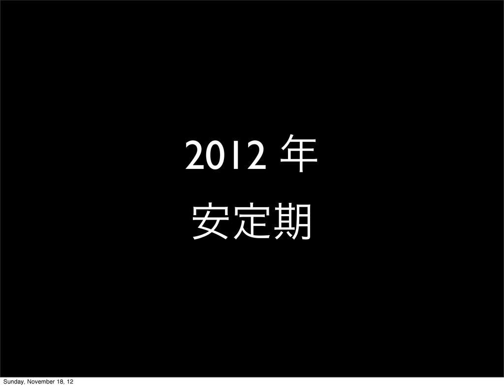 2012  ҆ఆظ Sunday, November 18, 12