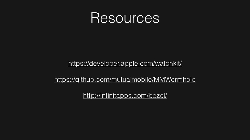 https://developer.apple.com/watchkit/ https://g...